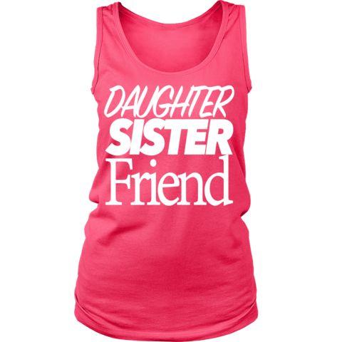Daughter-Sister-Friend