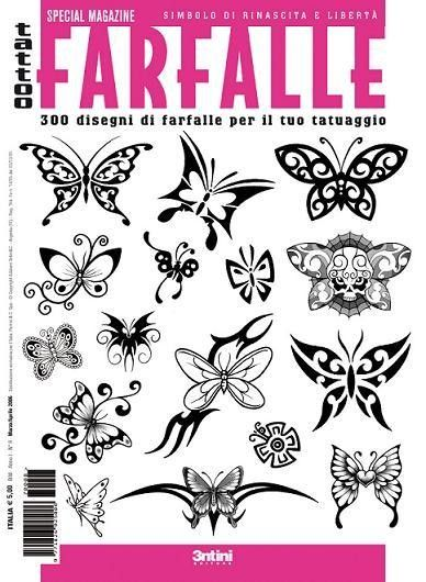 Book+of+FARFALLE+Illustrations+-+Italy+Tattoo+Book+for+Various+Style+Butterflies+-+Book+of+FARFALLE+Illustrations+-+Italy+Tattoo+Book+for+Various+Style+Butterflies    Paper+Back+book+imported+from+Italy    Use+this+as+a+reference+guide,+leave+it+out+on+the+shop+floor+for+your+customers.    This+is+a+very+good+book+at+an+amazing+price.    Symbol+of+rebirth+and+freedom.+300+butterfly+and+tribal+butterfly+designs+for+your+next+tattoo!+