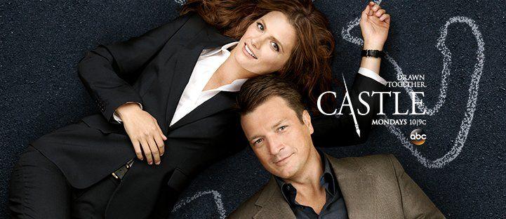 Richard Castle & Kate Beckett Reconcile In 'Castle' Season 8 Finale - http://www.movienewsguide.com/richard-castle-kate-beckett-reconcile-castle-season-8-finale/117457
