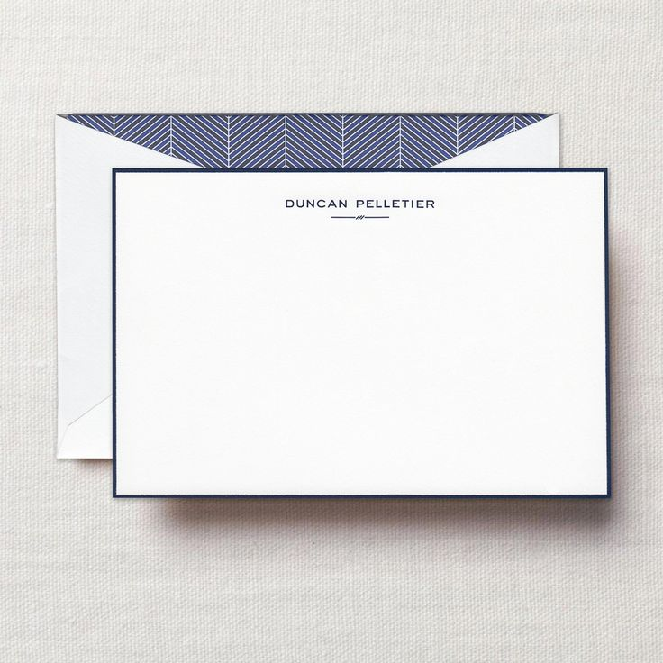 Personalized Papers Executive Stationery: 11 Best Executive Note Cards Images On Pinterest