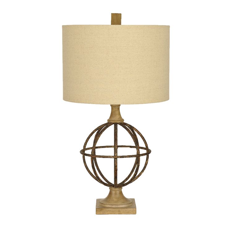 metal sphere table lamp farmhouse decor metals entryway table lamps. Black Bedroom Furniture Sets. Home Design Ideas