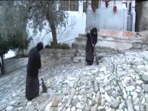 Ιερά Μονοπάτια - Ι. Μονή Τιμίου Προδρόμου Σερρών . - YouTube