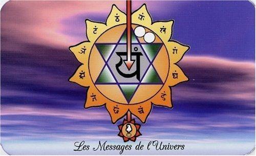 Les Messages de l'Univers - Jeu de Cartes - par Annie Marquier (French Edition)