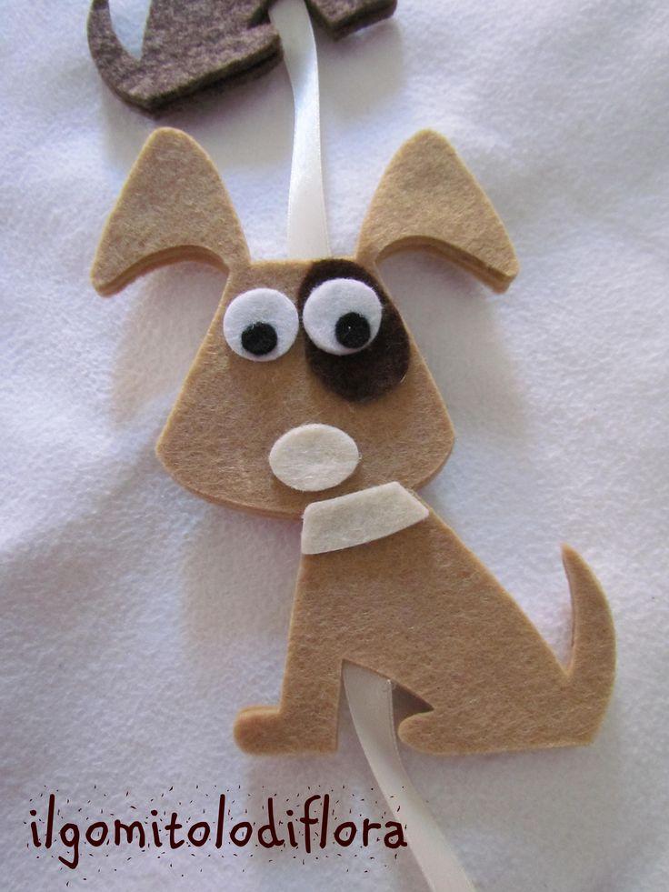 Sewing Dogs Corner Eye
