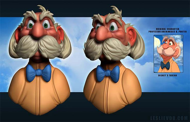 Disney Character Design Game : Pixologic zbrush gallery daily disney doodles d