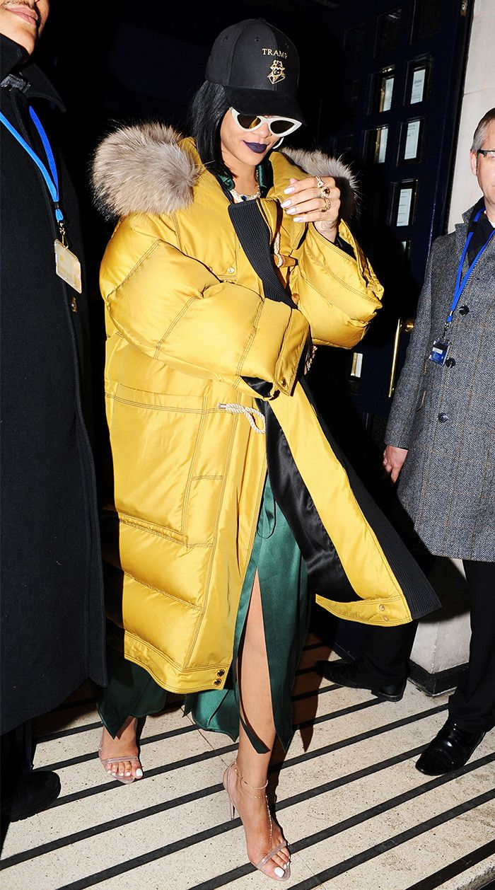 The #1 Trend to Invest in Now, According to Rihanna via @WhoWhatWearAU