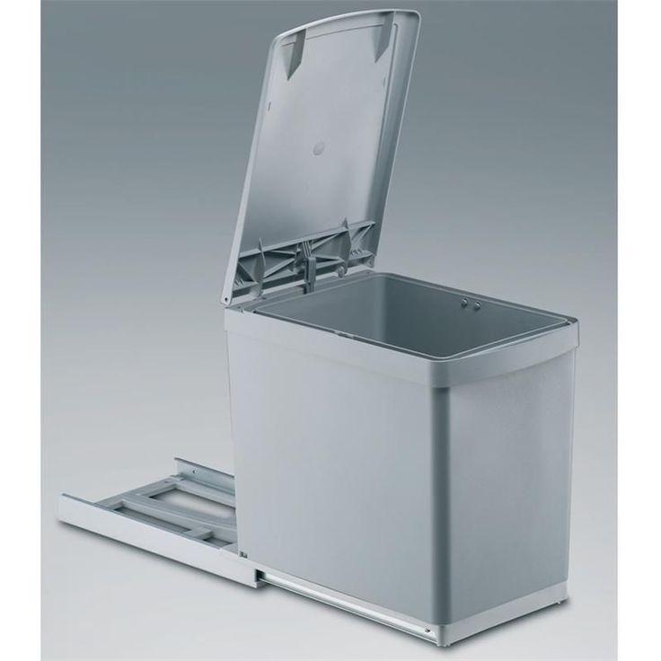 25+ best ideas about einbau abfallsammler on pinterest   mülleimer ... - Küche Abfallsammler