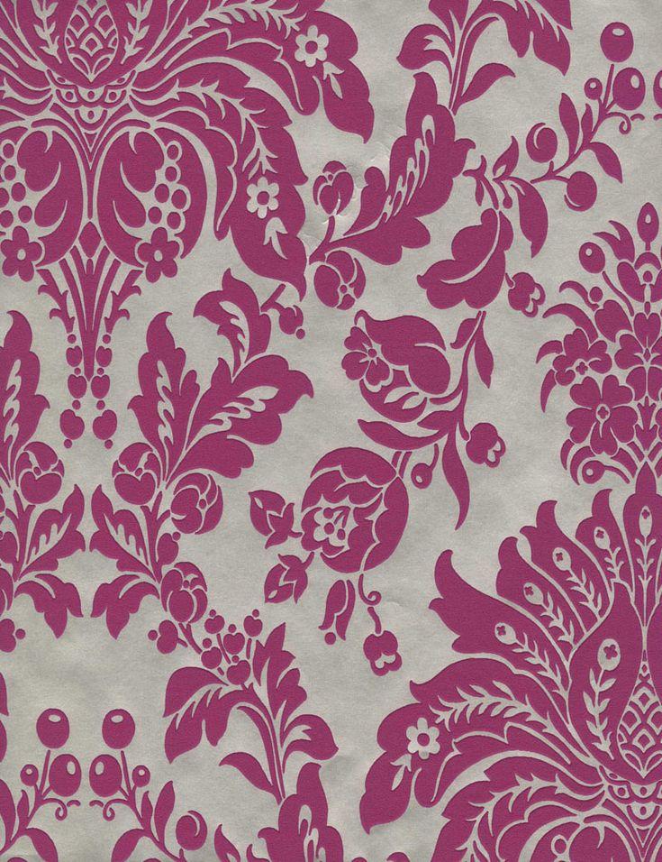 17154 Discount wallpaper, Wallpaper, Damask wallpaper