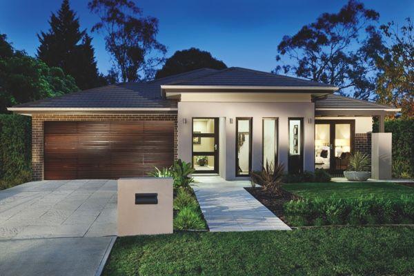 Monier Horizon House Concrete Roof Tile Colour Aniseed Concrete Roof Tiles Concrete Roof Layout Architecture