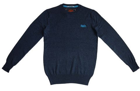 Superdry Orange Label crew fisherman Jumper World wide delivery – Moyheeland Traders