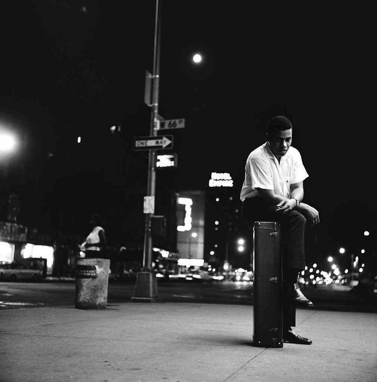 Wayne Shorter.  Jazz Photography  by Francis Wolff.