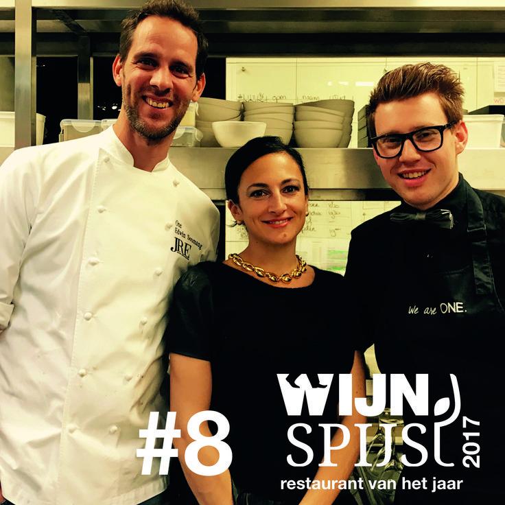 WijnSpijs Restaurant van het jaar 2017 Top 10   no. 8 Restaurant One   Roermond