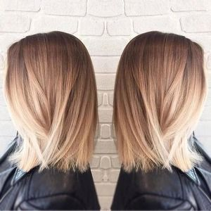 I think I like this hairstyle...and might have the guts to go for it (my hair is super long right now)...looks like it'd be easy to grow out if I didn't like it.
