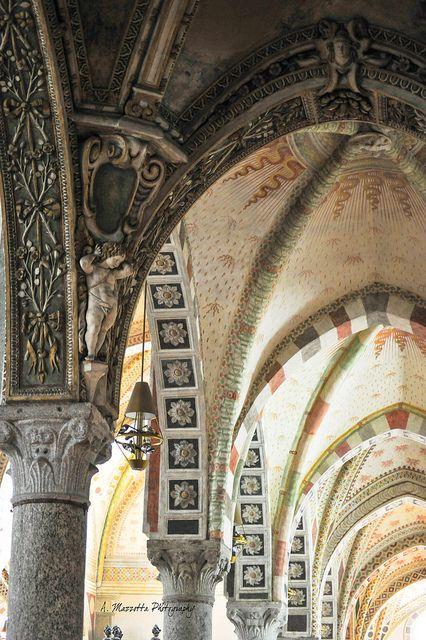 The church of Santa Maria delle Grazie. Milan, Italy