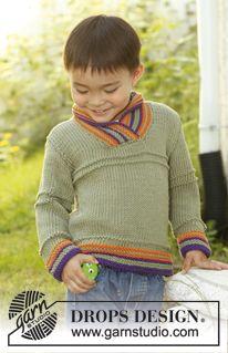 sweter para niños