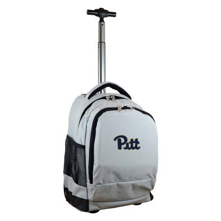 Mojo Licensing Premium Wheeled Backpack - Pittsburgh