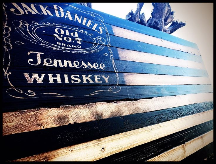 JACK DANIELS Rustic Wooden  Flag FOR SALE • $120.00 • See Photos! Money Back Guarantee. Jack Daniels is as American as hotdogs and apple pie, so we have married the two in one awesome flag! We have taken the iconic Jack Daniels label and applied 152676333370