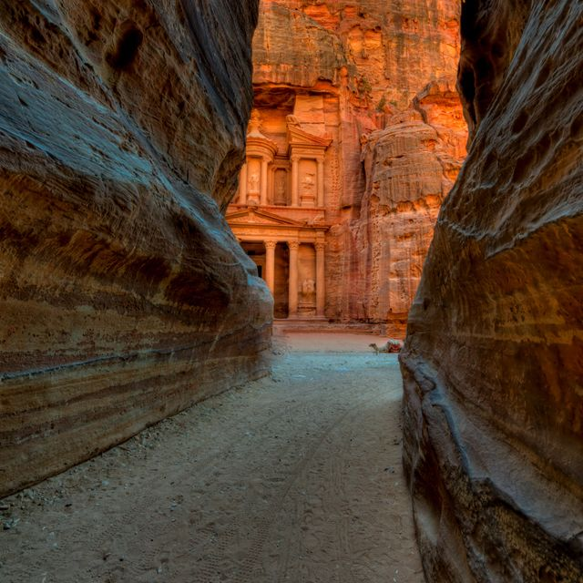 Red City of Petra in JordanDestinations, Travel Buckets Lists, Jordans, Red Cities, The Cities, Places, Bucket Lists, Indiana Jones, Petra