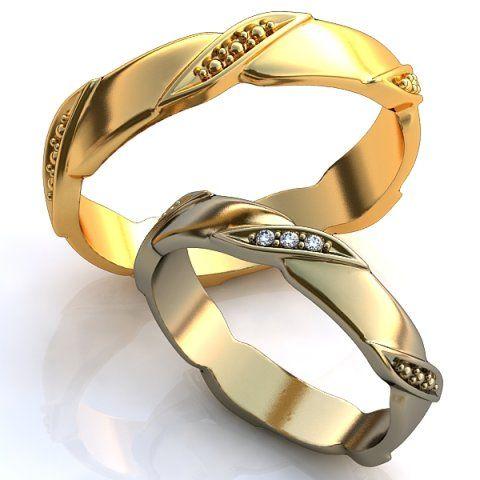 Wadding rings 198 w