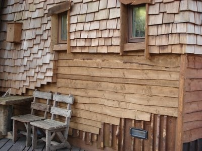 Shingles Siding Shingle Siding Building Concept