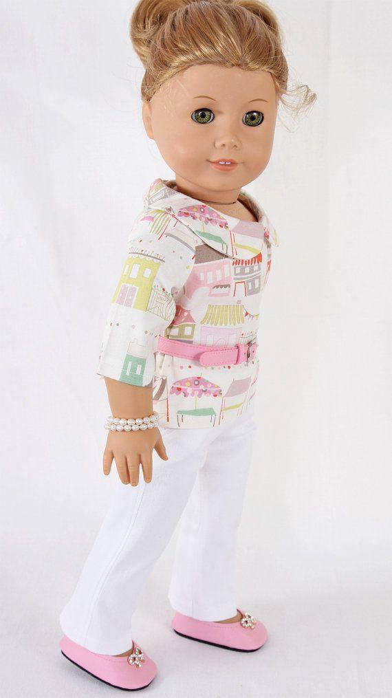 American Girl Doll Clothes AG Doll 18 inch Doll by ModernDollWorld