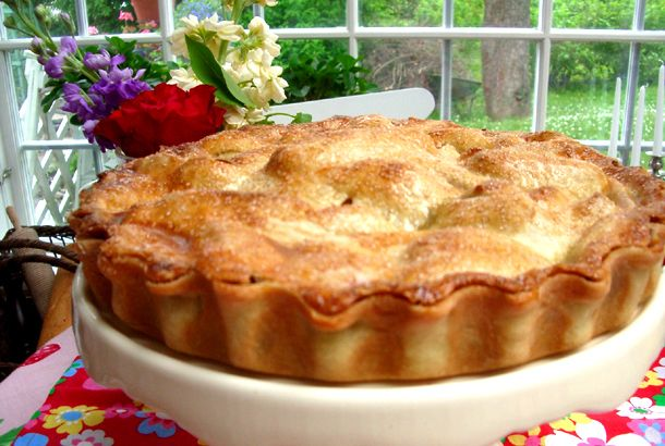 American apple pie | Recept.nu