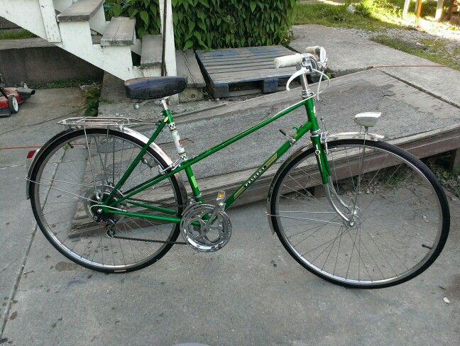 Vintage Peugeot commuter from the 60's
