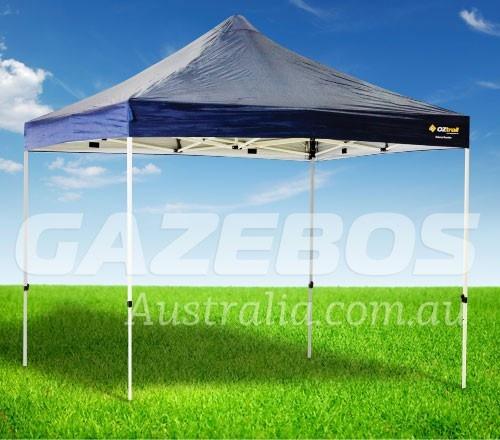 x OZtrail Deluxe Gazebo with Navy Blue Canopy & 30 best Gazebos u0026 Accessories images on Pinterest | Cabana Gazebo ...