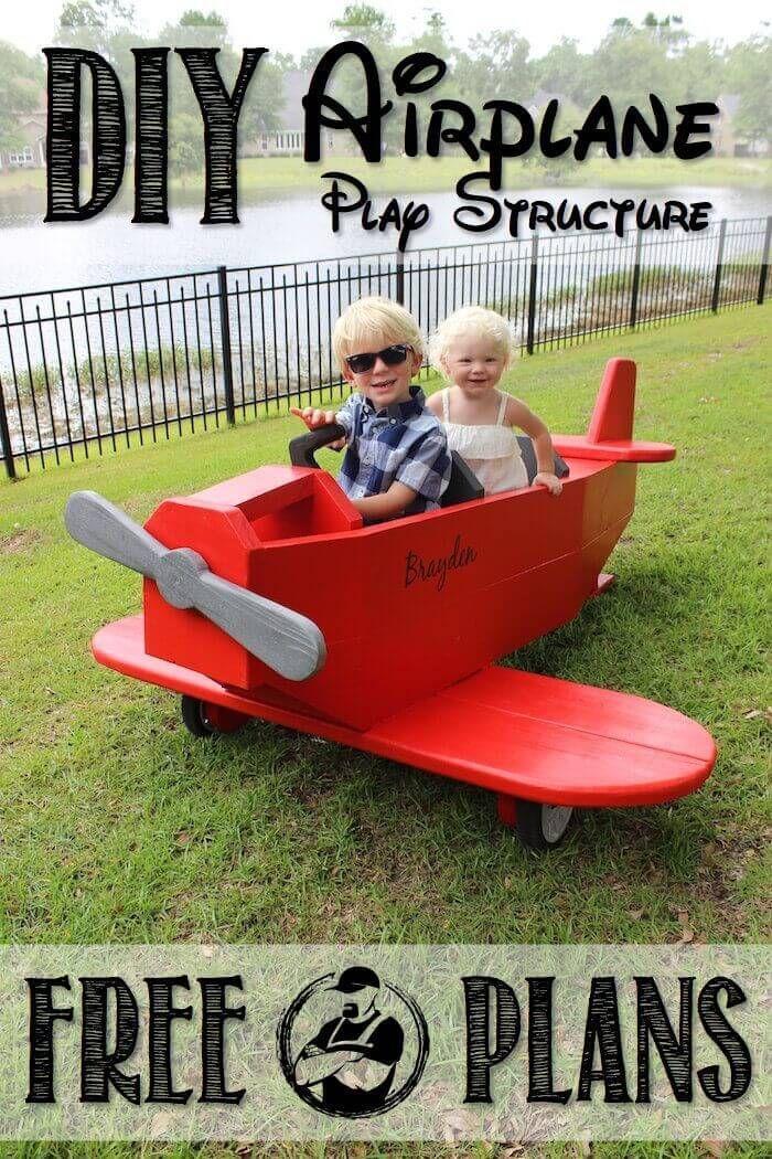 34 fantastische DIY Backyard Ideen für Kinder, die einfach zu machen sind