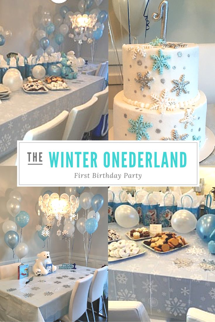 92 best Winter Birthday Party images on Pinterest Birthdays