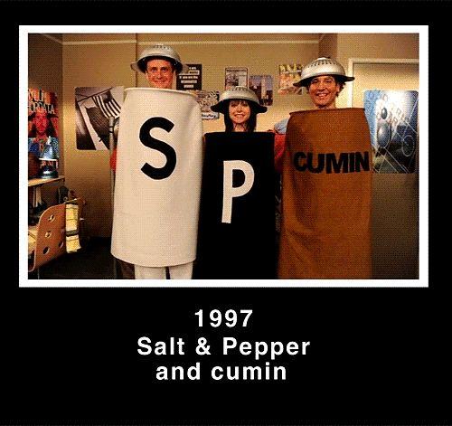 """""""Trio"""" Halloween costumes!"""