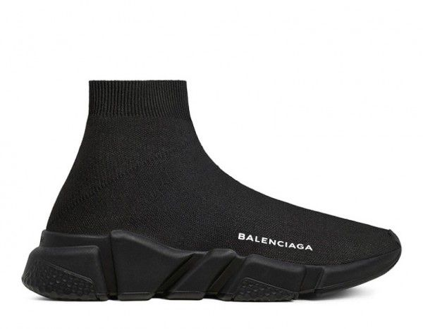 0e5c1e941bf9 Balenciaga Speed Trainer Replica Triple Black Colorway  Triple Black Style  Number  485625-W05G0-1000 Price   148.99 Tag your friends  balenciaga   TripleS ...