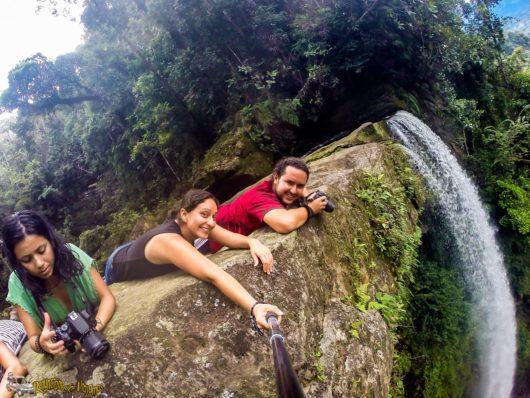 Cada rincón que pisamos en Colombia nos deja la sensación de estar descubriendo un nuevo país. En esta crónica viajera les contamos una aventura hacia el interior de la selva buscando las cascadas del Fin del Mundo en Putumayo.