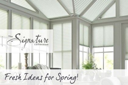 The Thomas Sanderson Signature Collection Conservatory Blinds