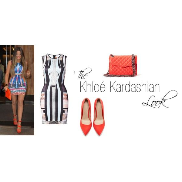 """""""Get Khloé Kardashian's Look"""" by shopeluxe on Polyvore"""