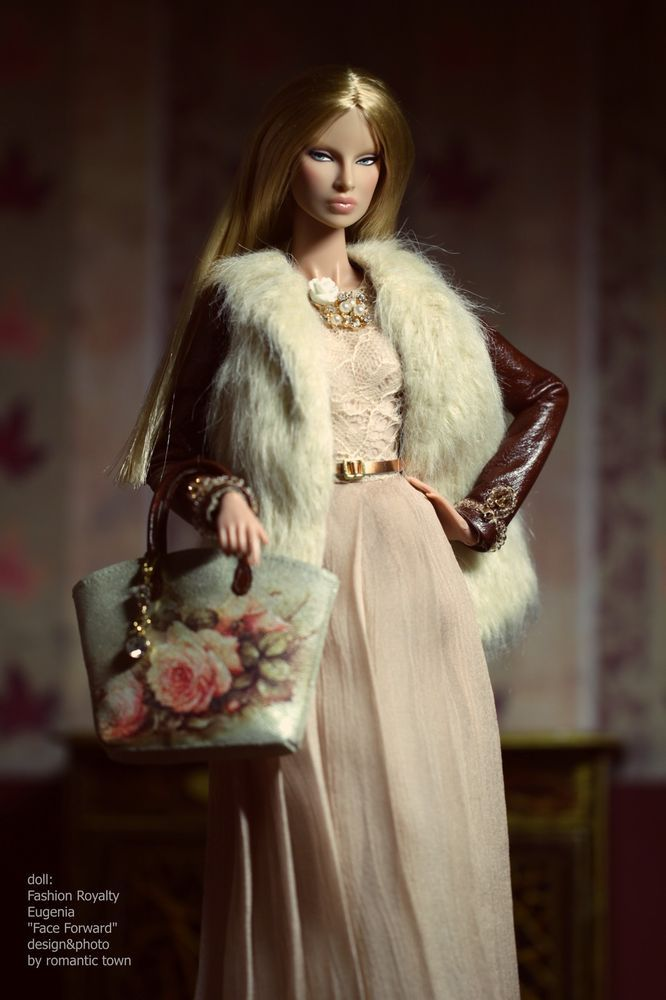 Fashion Royalty ooak outfit clothes for Fashion Royalty, FR2, Nu Face, Silkstone #FORBIDDENCITY