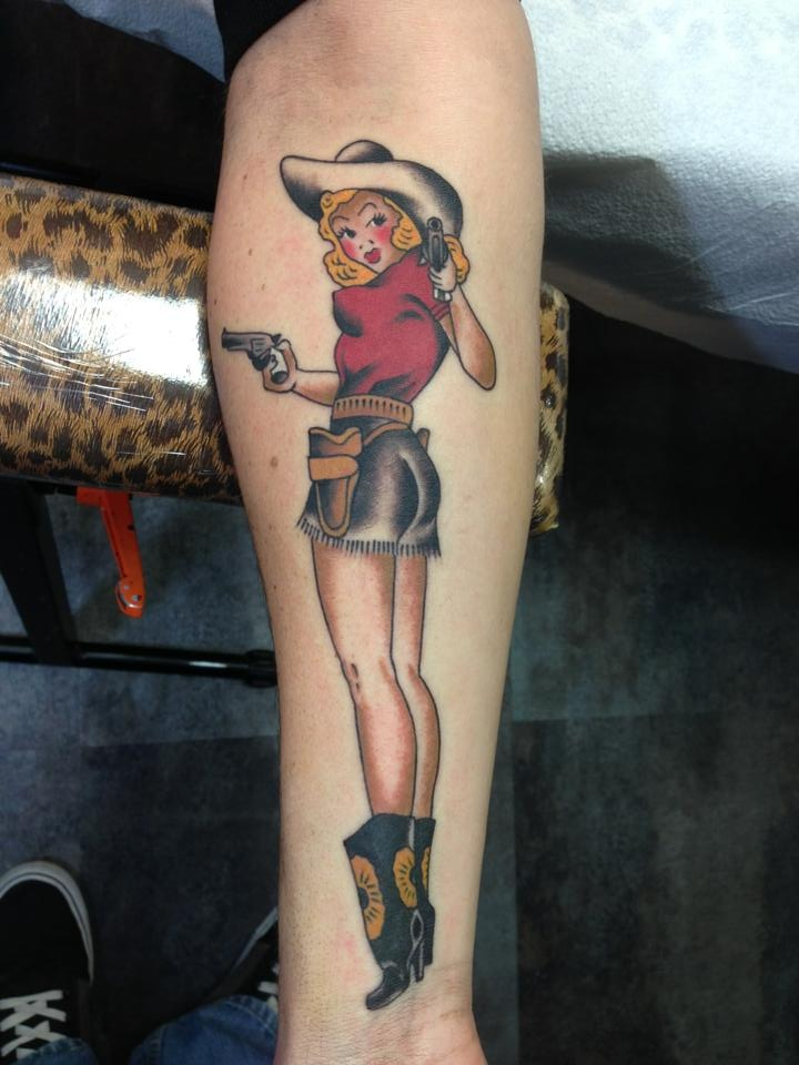 20 best images about cowboy tattoos on pinterest