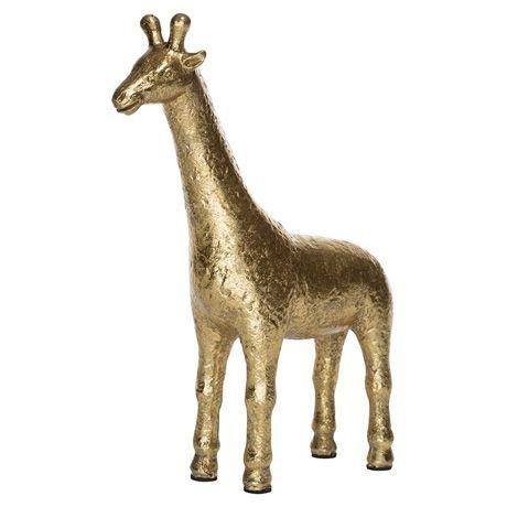 Georgie The Giraffe  Gold Colour