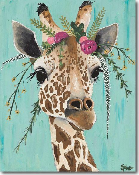 Arts,crafts & Sewing Diy Diamond Painting Animal Baby Animal Zebra Giraffe Diamond Embroidery Picture Of Rhinestone Mosaic Children Bedroom Decor Elegant And Graceful