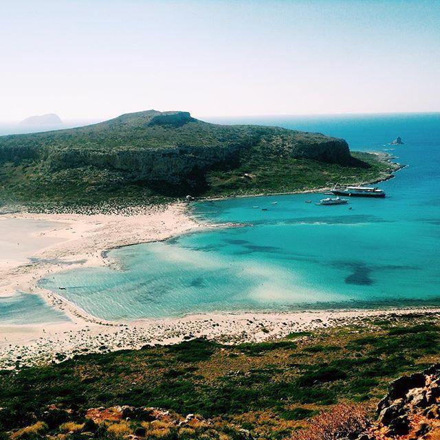 ⛵️ #greece #balosbeach #travel #haisitu  www.haisitu.ro