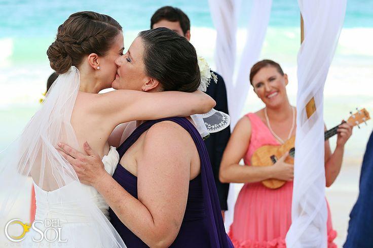 Bride Katharine @ Casa Chic, Tulum.