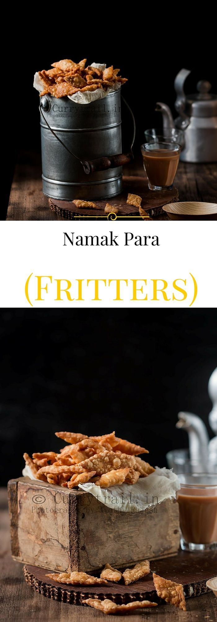 Namak Para |Deep Fried Biscuits