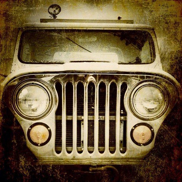 Jeep CJ-7 - Made in Toledo