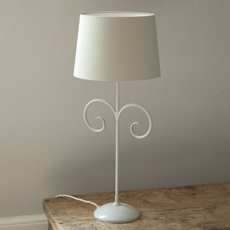 The Milbrook #TableLamp has really embraced the new #Clay finish and would look lovely anywhere in your home.