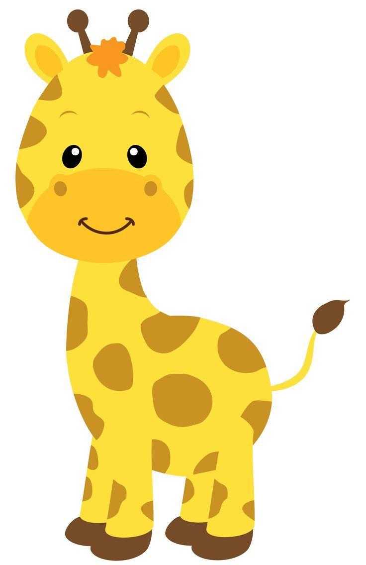 Resultado De Imagen Para Jirafa Bebe Infantil Animales Safari