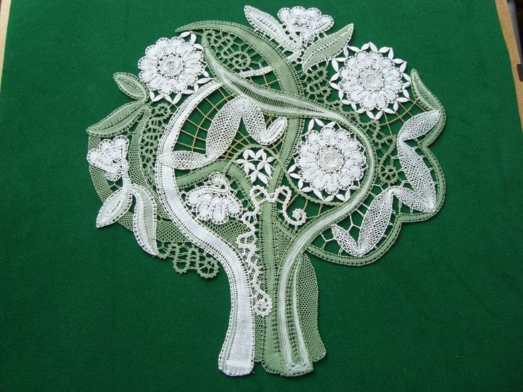 Our Lace Garden III - Special Lace 2007 - Frida Schmit