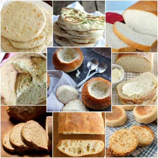 23 Best Homemade Bread Recipes | Spread a little butter, smear on some cream cheese, dip into a savory sauce, or make a decadent sandwich.