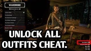 all cheats for red dead redemption 2