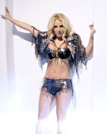 Watch Britney's sexy, S&M-flavored video for Work Bitch