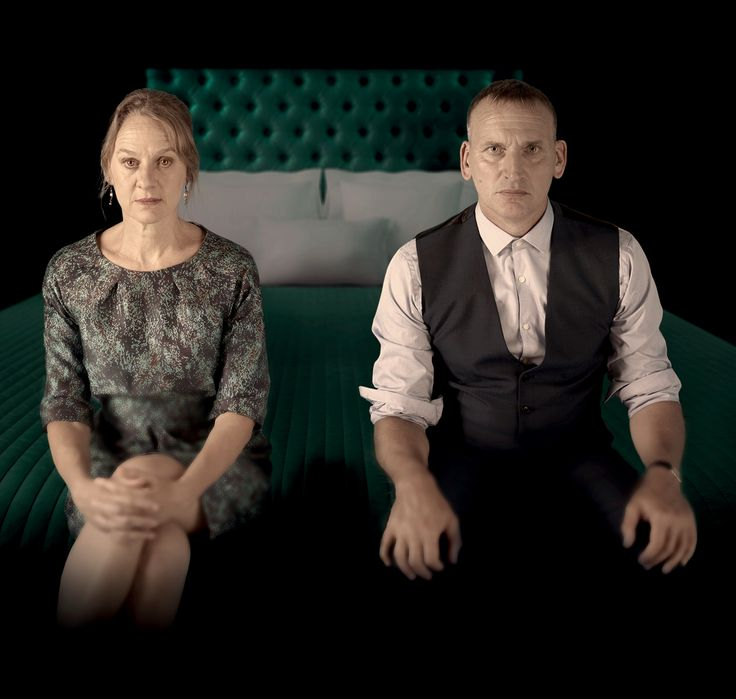 Niamh Cusack and Christopher Eccleston - Macbeth RSC